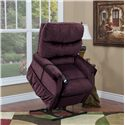 Med-Lift & Mobility 1193 Lift Recliner - Item Number: 1193 Cabo Vino
