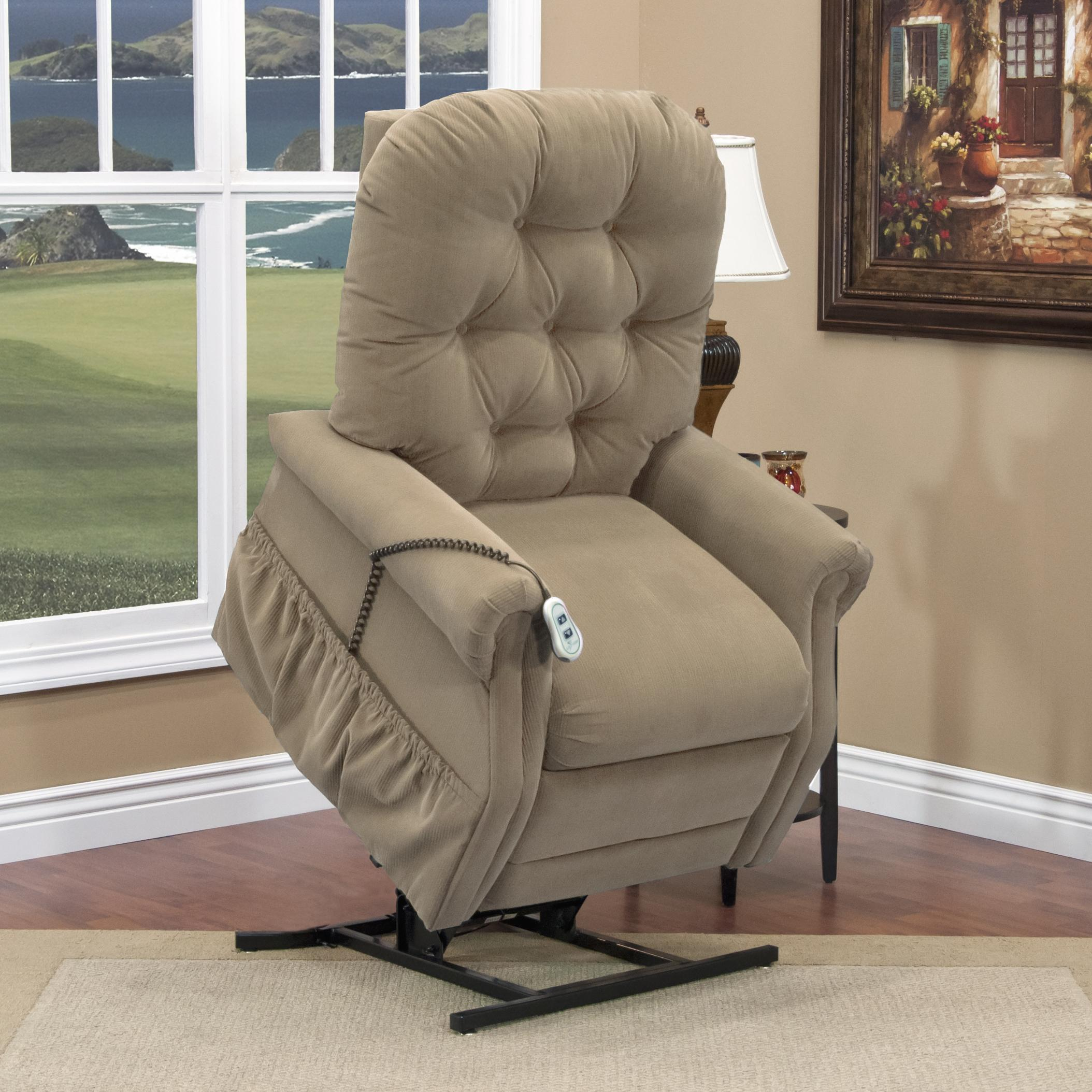 2555 Lift Recliner by Med-Lift & Mobility at Miller Home