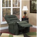 Med-Lift & Mobility 3053 Split Back Lift Recliner - 3053 Aaron Hunter
