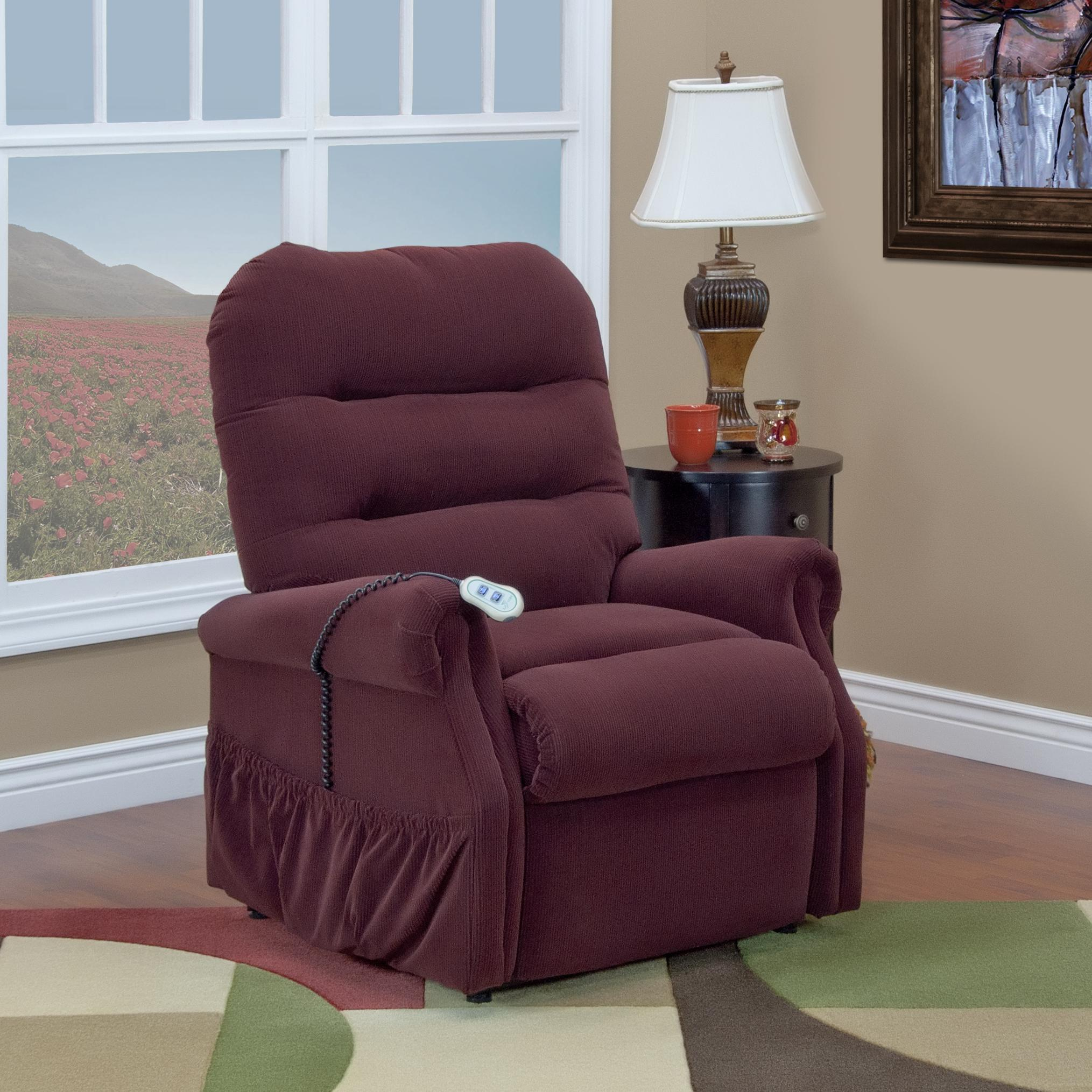 3053 Lift Recliner by Med-Lift & Mobility at Story & Lee Furniture