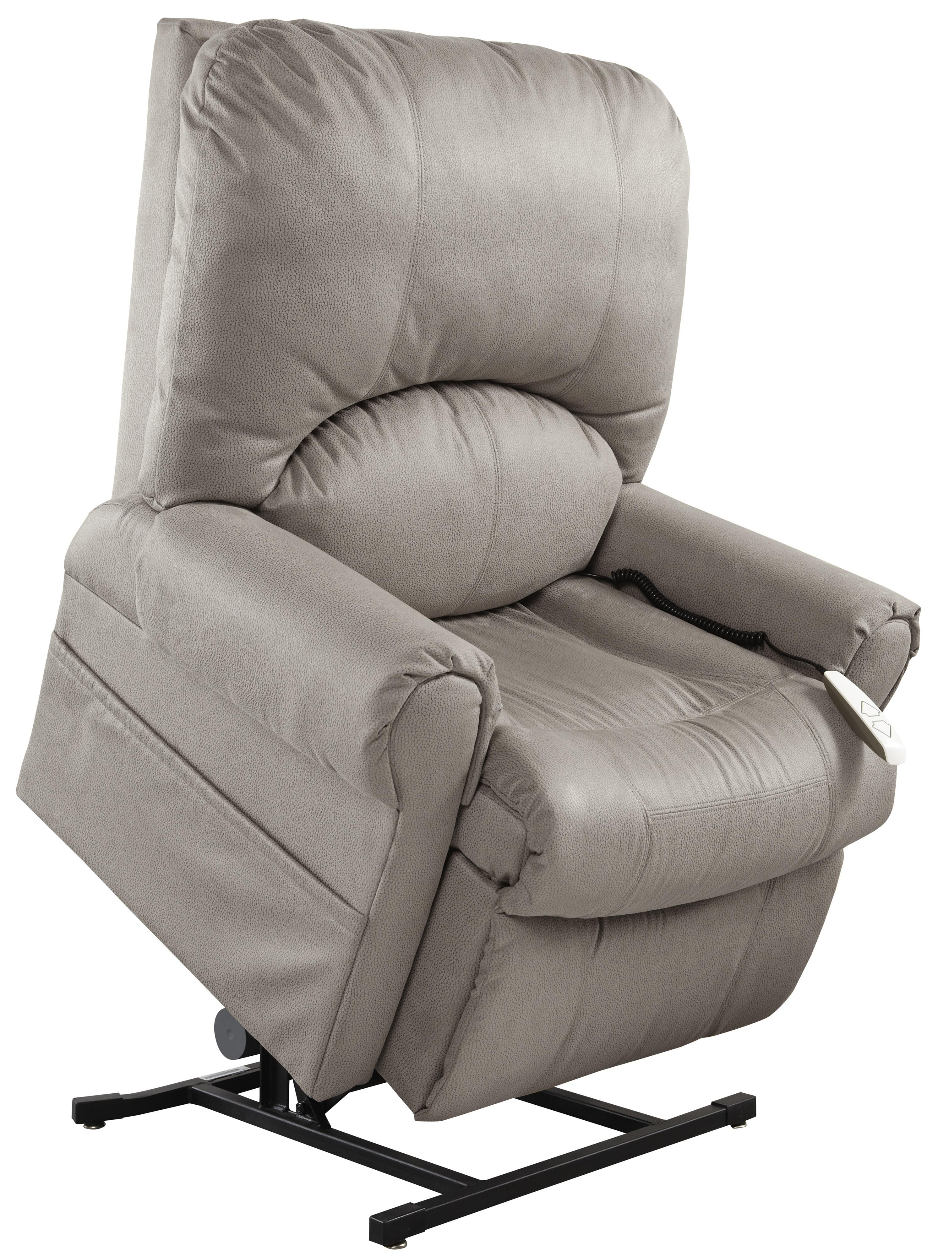 Windermere Motion Lift Chairs 3-Position Reclining Lift Chair - Item Number: AS-6001 Stone