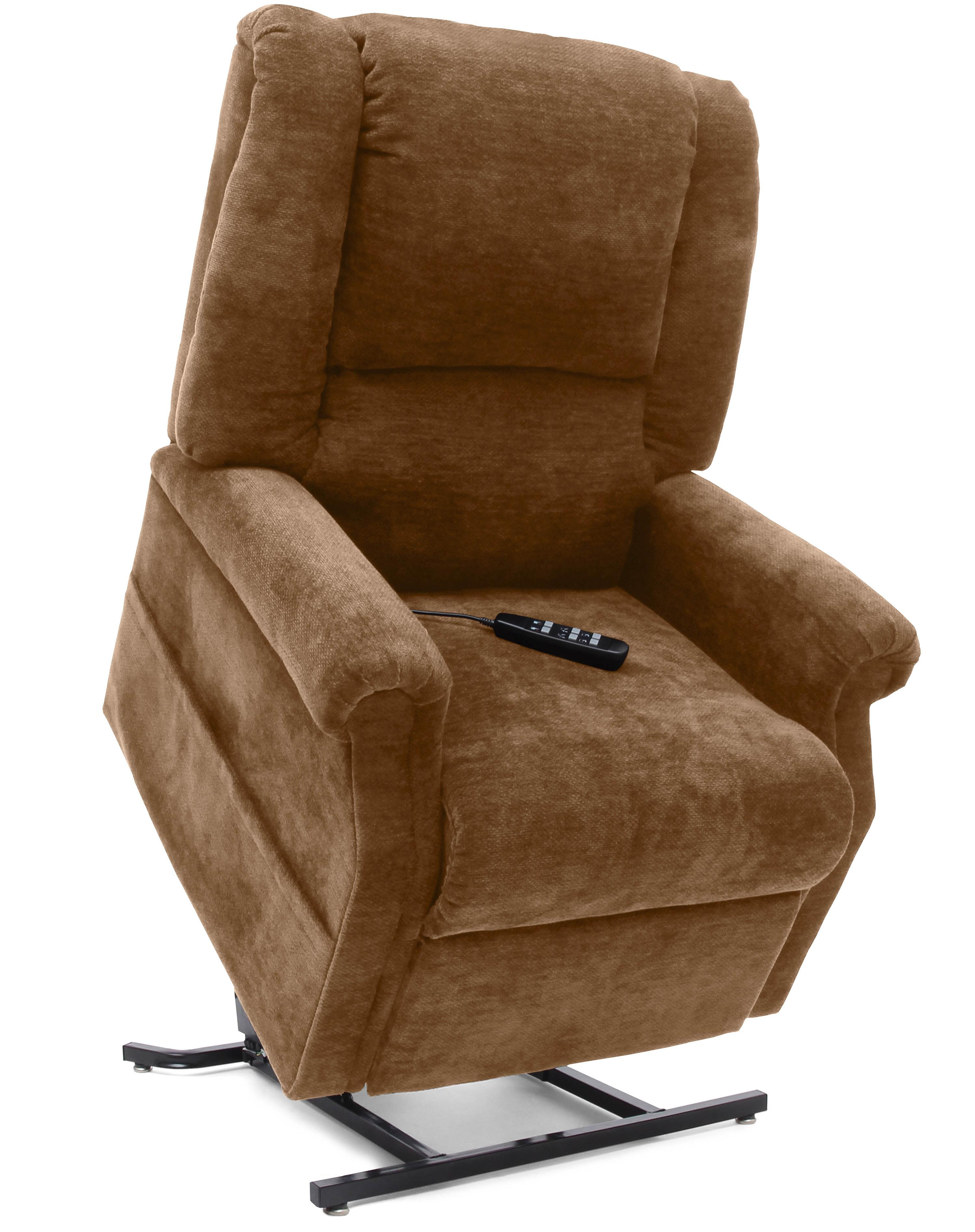 Windermere Motion Lift Chairs Infinite Position Lift Recliner - Item Number: FC-101 Tumbleweed