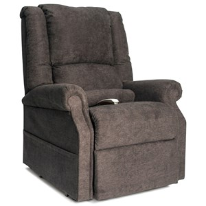 Ultimate Power Recliner Lift Chairs Juno Lay-Flat Chaise Lounger