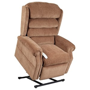 Windermere Motion Lift Chairs 3-Position Chaise Lounger