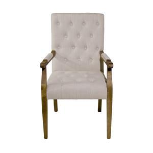 Meiyi Furniture Dennings Dining Arm Chair
