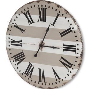 """Mercana Ruby-Gordon Accents 42"""" Round Wall Clock"""
