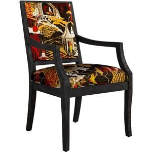Mercana Ruby-Gordon Accents Winston Driftwood Accent Chair