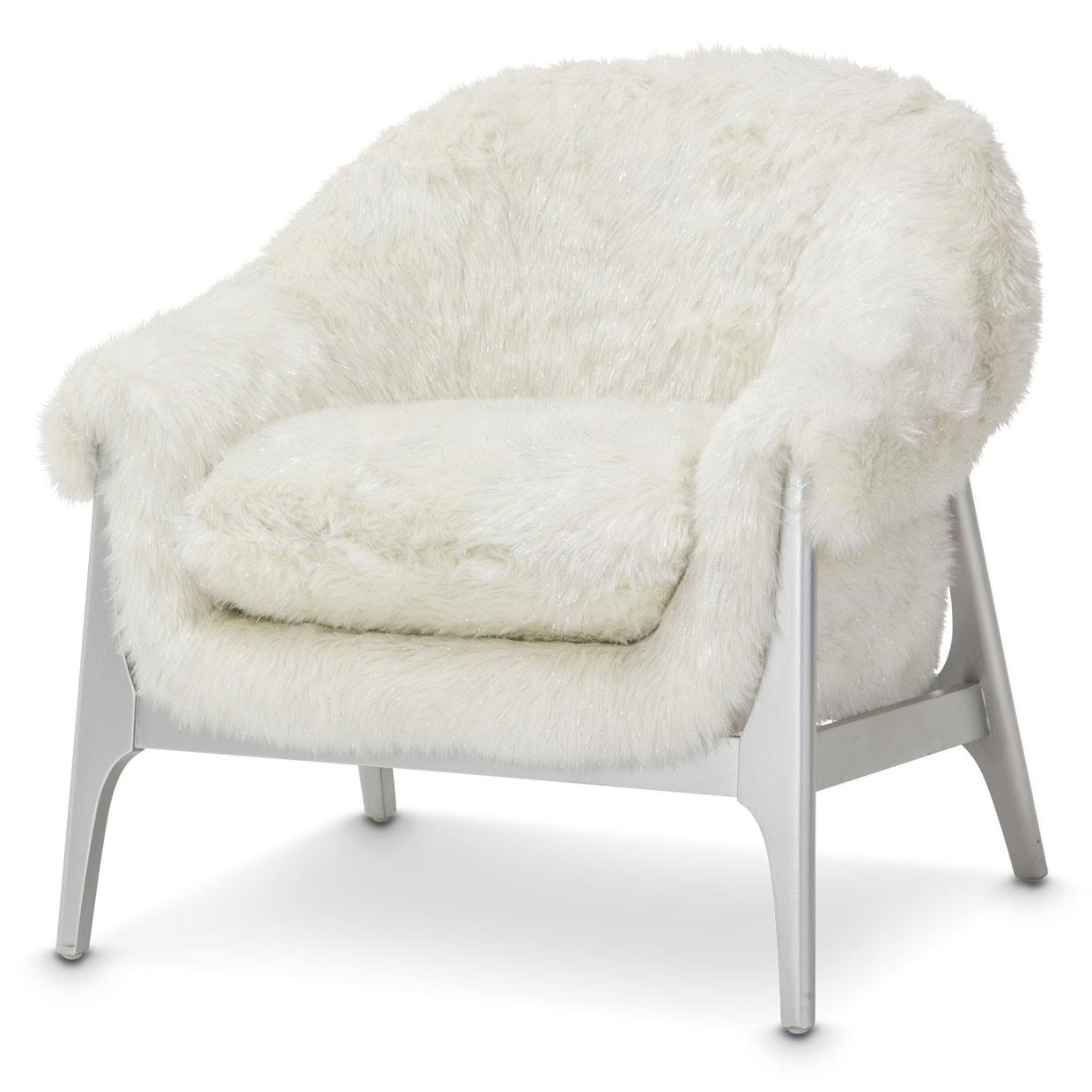 Fabulous Glimmering Heights Wood And Fur Chair Alphanode Cool Chair Designs And Ideas Alphanodeonline
