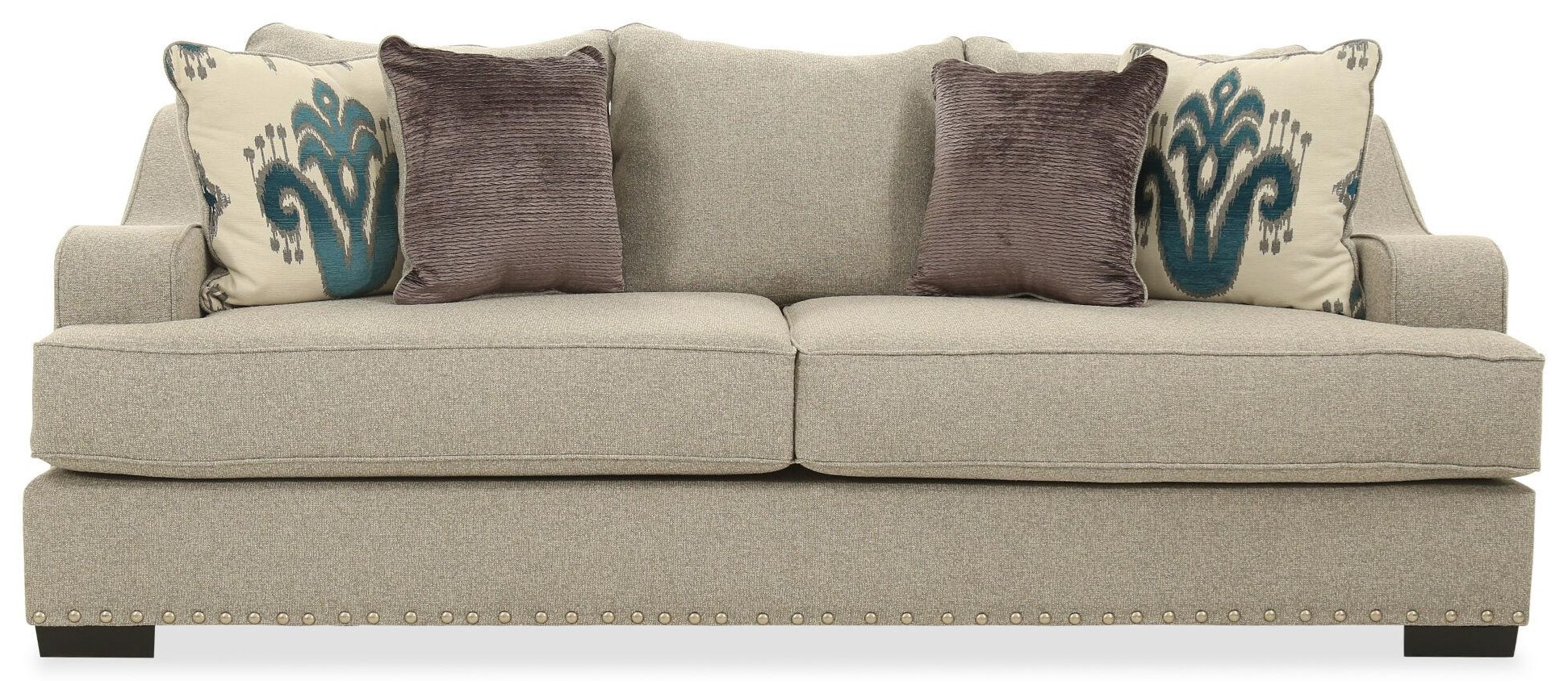 Jayne Southpaw Rocky Sofa by Michael Nicholas at Beck's Furniture