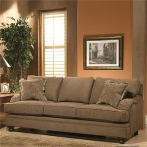 Jennifer Stationary Sofa by Michael Nicholas
