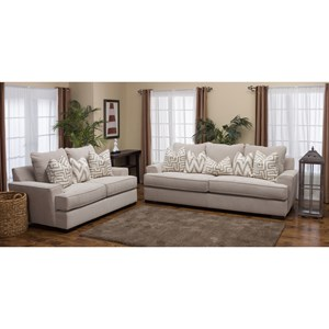 Michael Nicholas Renegade Stationary Living Room Group