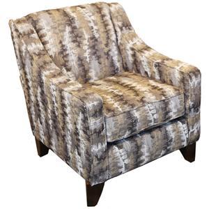 Vanessa Vanessa Upholstered Chair by Michael Nicholas