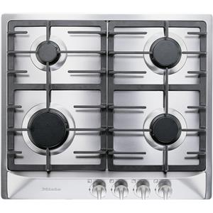 "Miele Gas Cooktops - Miele 24"" 4-Burner KM360 G Gas Cooktop"
