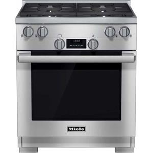 "Miele Gas Ranges - Miele HR1124 30"" All Gas Range"