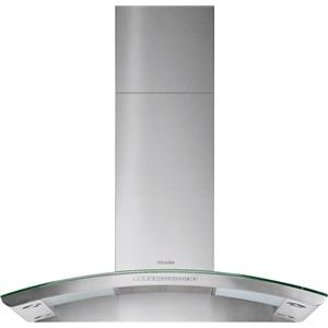 "Miele Hoods and Ventilation - Miele DA5196 W 36"" Wall Hood"