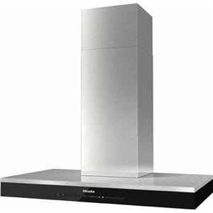 "Miele Hoods and Ventilation - Miele DA6690 W 36"" Puristic Wall Hood"