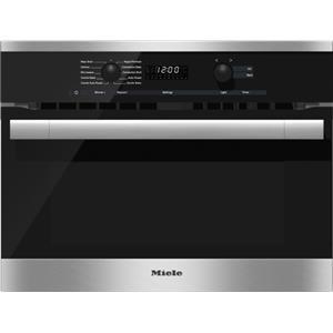 "Miele Ovens - Miele 60cm (24"") H6100 BM ContourLine Speed Oven"