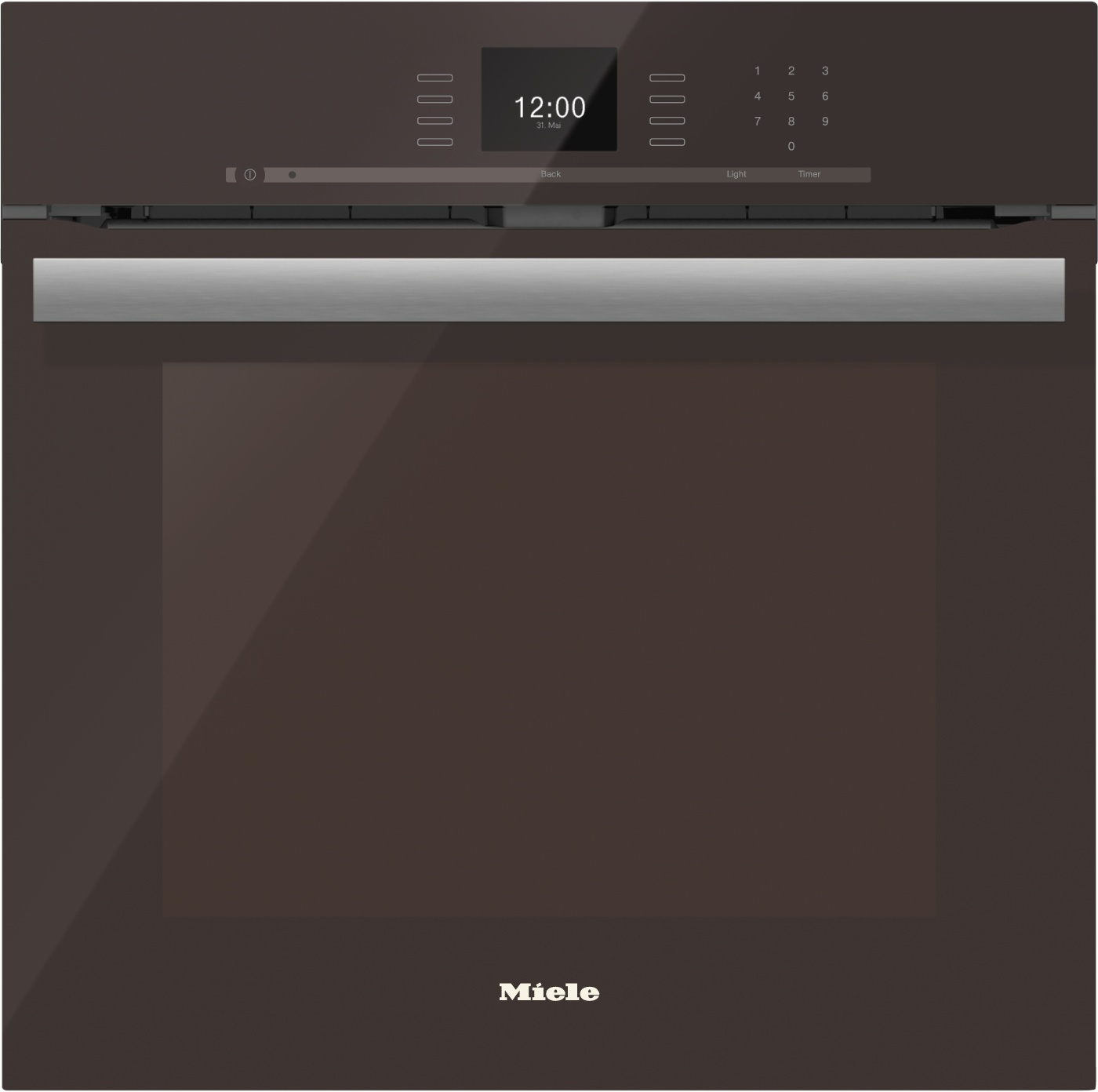 "Miele Ovens - Miele 24"" H6660 BP PureLine Convection Oven - Item Number: 22666003USA"