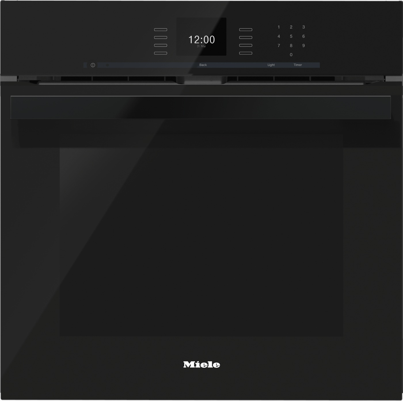 """24"""" H6660 PureLine Obsidian Convection Oven"""