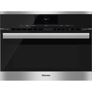 "Miele Ovens - Miele 60cm (24"") H6800 BM PureLine Speed Oven"