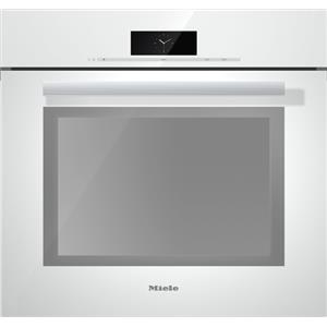 "Miele Ovens - Miele 30"" H6880 BP Brilliant White PureLine M Tou"