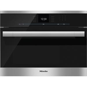"Miele Ovens - Miele 24"" DG6500 ContourLine Steam Oven"
