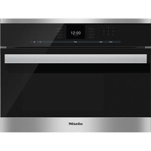 "Miele Ovens - Miele 24"" DG6600 PureLine SensorTronic Steam Oven"