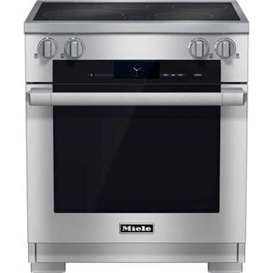 "Miele Range Collection 30"" Pro-Style Induction Range"