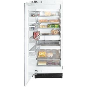 "Miele Single Door Freezers - Miele 30"" F1813 SF Clean Touch Steel™ Freezer"