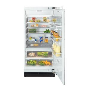 "Miele Single Door Freezers - Miele 36"" F1903 Vi Custom Panel Ready Freezer"