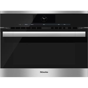 "Miele Wall Oven Collection 1.5 cu. ft. 24"" Speed Oven"
