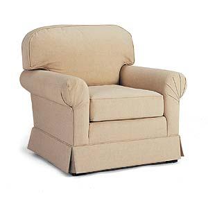 Miles Talbott 1410 Series Upholstered Chair