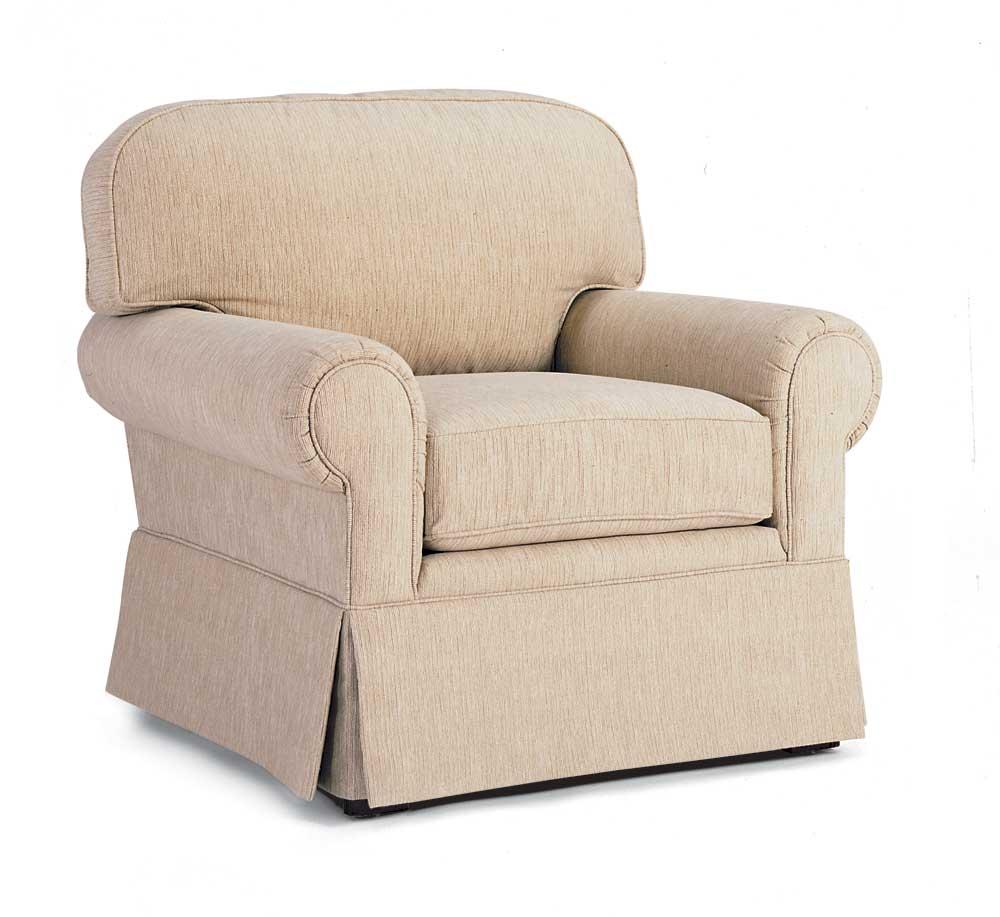 1420 Series Swivel Chair by Miles Talbott at Alison Craig Home Furnishings