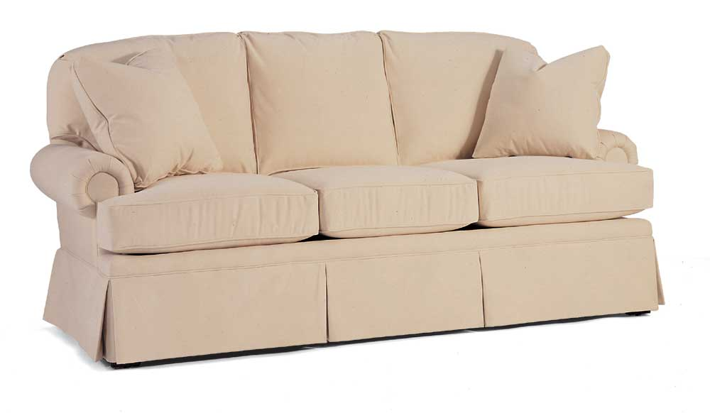 1430 Series Queen Sleeper Sofa by Miles Talbott at Alison Craig Home Furnishings