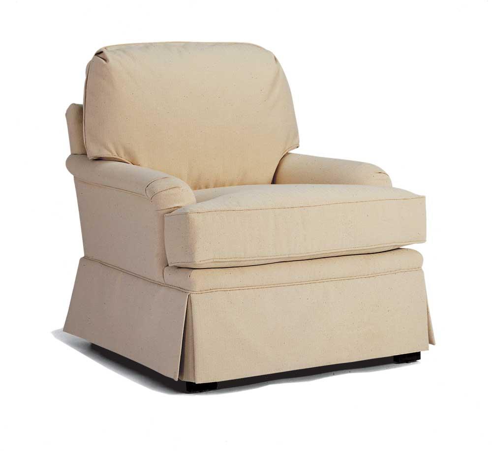 1440 Series Swivel Chair by Miles Talbott at Alison Craig Home Furnishings