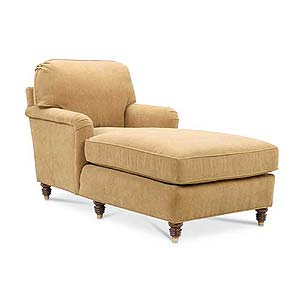 Miles Talbott 1447 Series Chaise Lounge