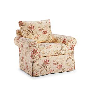 Miles Talbott 1470 Series Upholstered Chair