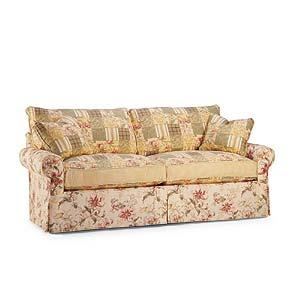 Miles Talbott 1470 Series Stationary Upholstered Sofa