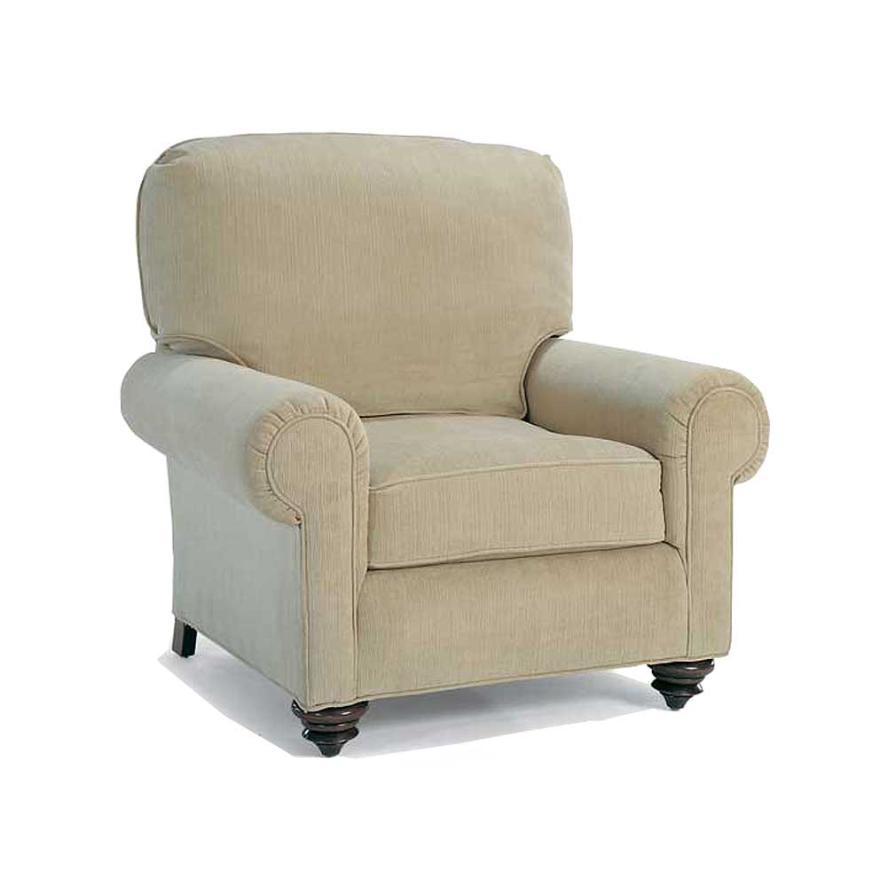 1550 Series Chair by Miles Talbott at Alison Craig Home Furnishings