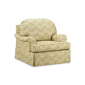 Miles Talbott 1620 Series Swivel Chair