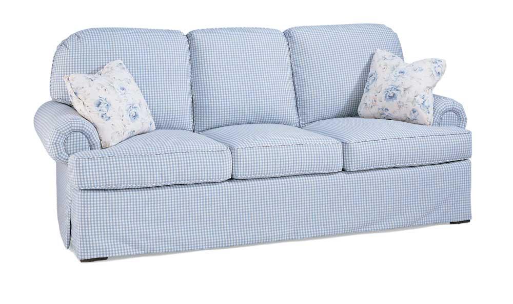 1665 Series Sofa by Miles Talbott at Alison Craig Home Furnishings
