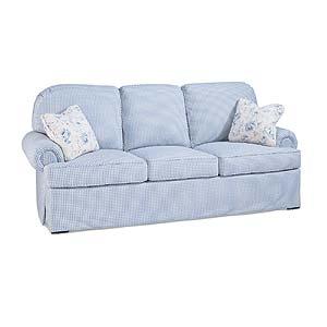 Miles Talbott 1665 Series Stationary Sofa