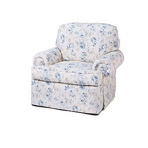 Miles Talbott 1665 Series Swivel Chair