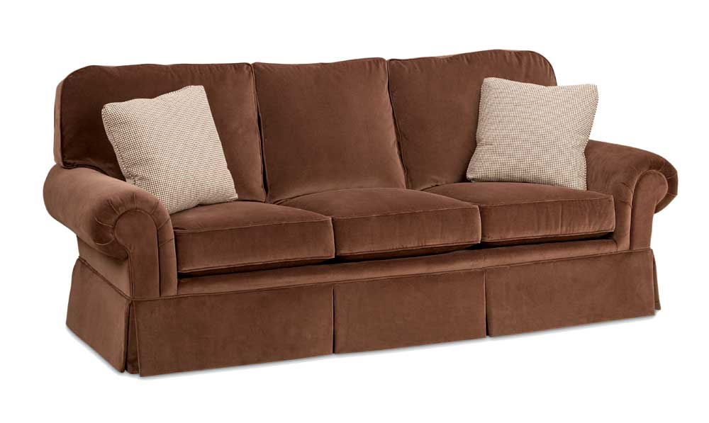 1720 Series Sofa by Miles Talbott at Alison Craig Home Furnishings