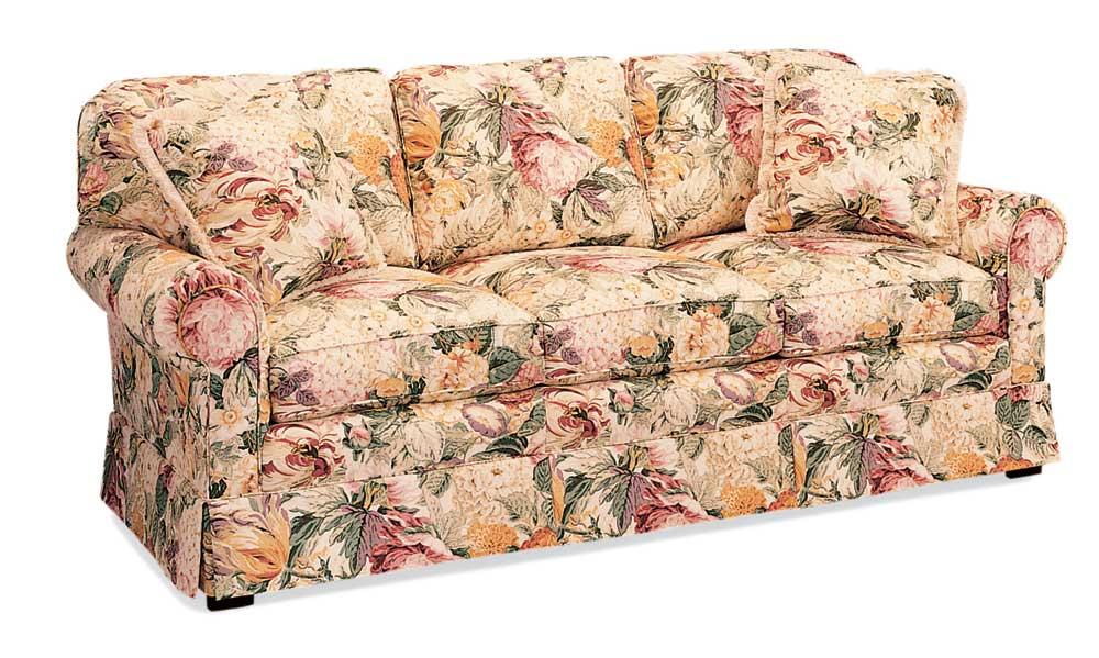 2401 Series Sleeper Sofa by Miles Talbott at Alison Craig Home Furnishings