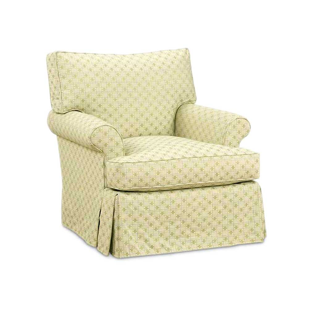 2850 Series Chair by Miles Talbott at Alison Craig Home Furnishings