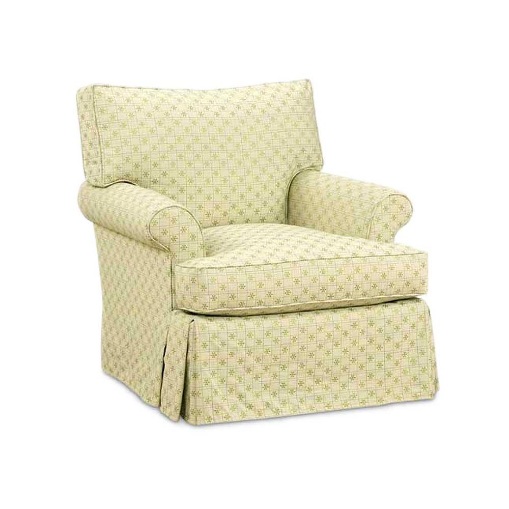 2850 Series Swivel Chair by Miles Talbott at Alison Craig Home Furnishings