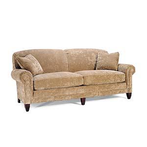Miles Talbott 3055 Series Stationary Sofa