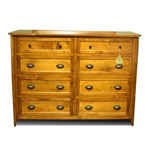 Amish Crafted in the USA Baldwin Dresser