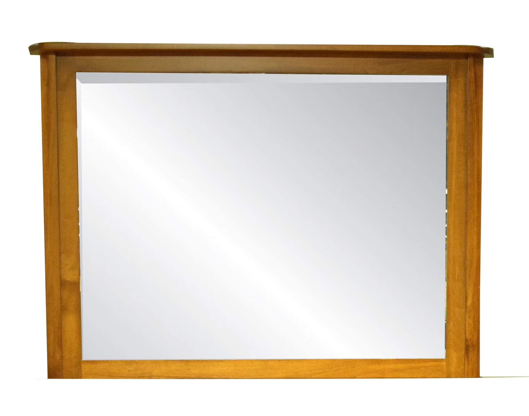 Amish Dresser Mirror